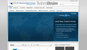 The EU-Ukraine Business Council (EUUBC) and uSupport project will cooperate in promotion of Ukraine's IT-outsourcing industry in EU