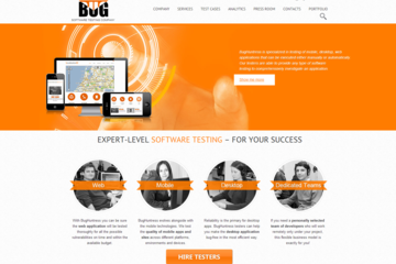 BugHuntress Software Testing Company